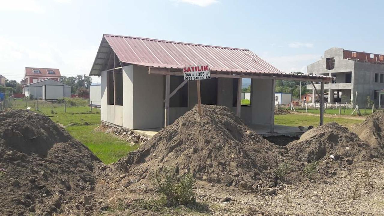 Samsun'da 150 kaçak bina mühürlendi