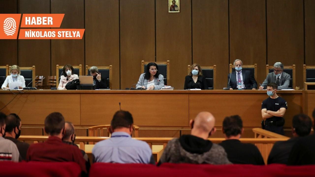 Yunanistan'da Altın Şafak liderlerine 13 yıl hapis cezası