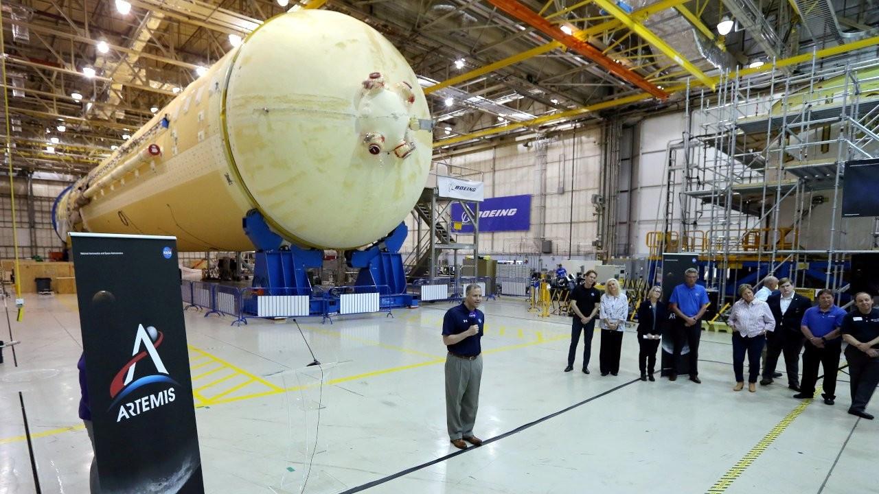 ABD'nin uzay faaliyetlerini düzenleyen anlaşmaya 7 ülke imza attı