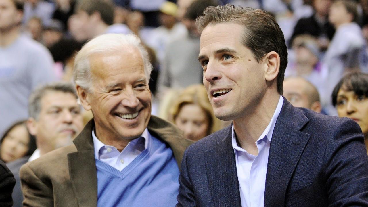 Biden'ın oğluyla ilgili habere kısıtlama ABD'yi karıştırdı