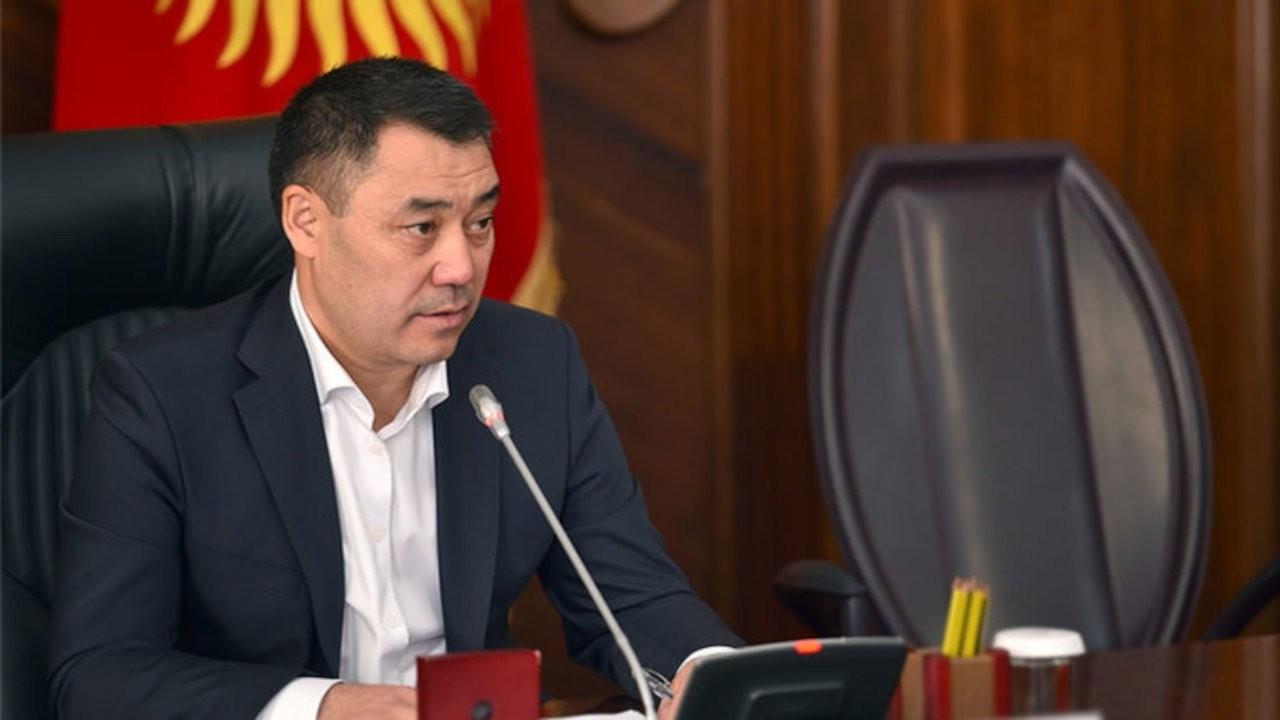 Kırgızistan Parlamentosu'nda, Caparov başbakan seçildi