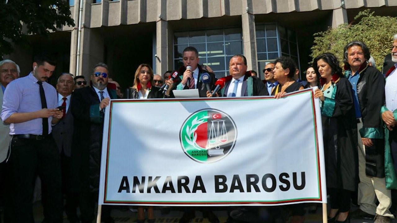 Ankara İdare Mahkemesi: Baro seçimlerinin ertelenmesi hukuka uygun