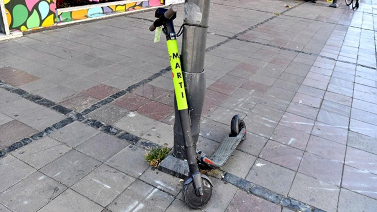 Elektrikli scooter'da yasal düzenleme yürürlüğe girdi