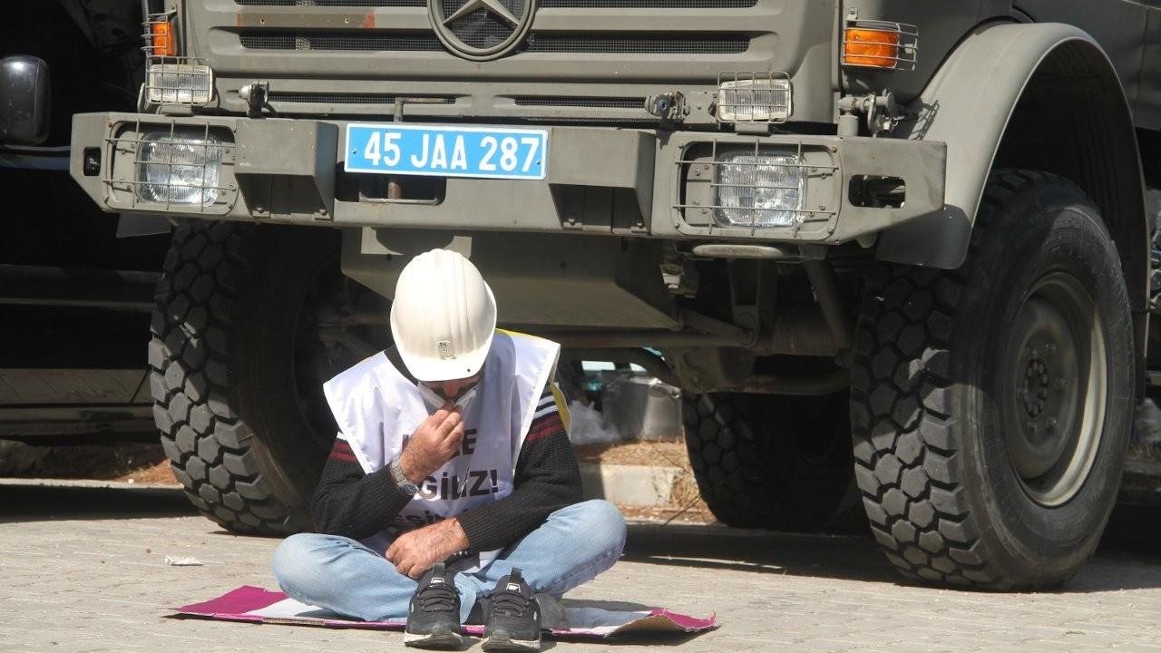 Soma'da madenciler kararlı: Geri adım atmayacağız