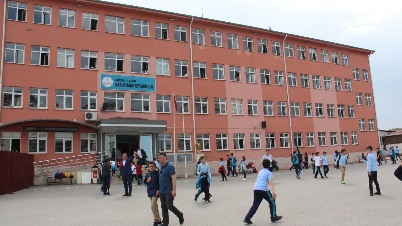 Okulda Covid-19 paniği: 4 öğrenci 2 öğretmen korona oldu