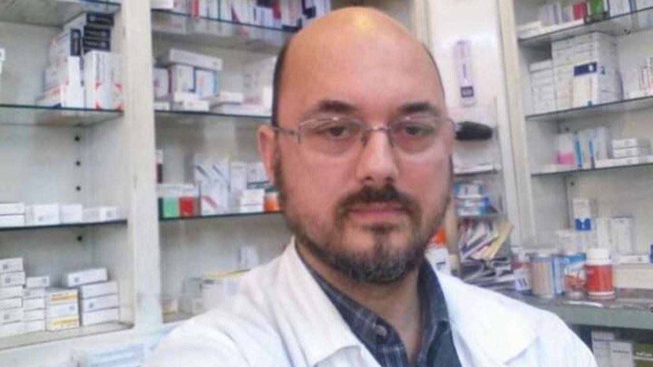 Eczane teknisyeni korona virüsünden öldü