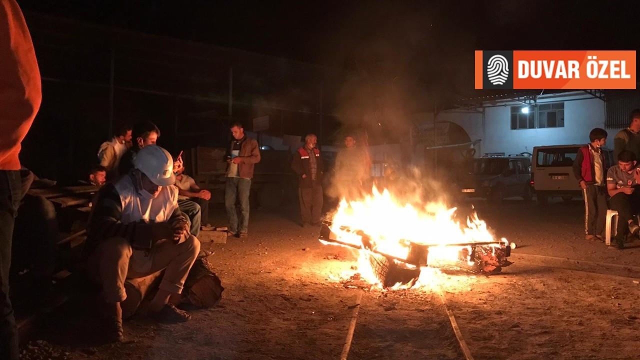 Ermenek'te madenciler eylemlerine ara verdi, Soma'da bekleyiş sürüyor