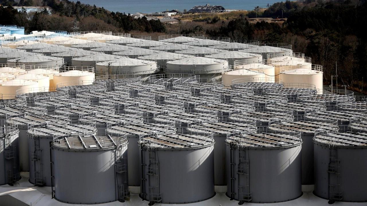 Fukuşima'da 1 milyon tonluk radyoaktif su denize boşaltılacak