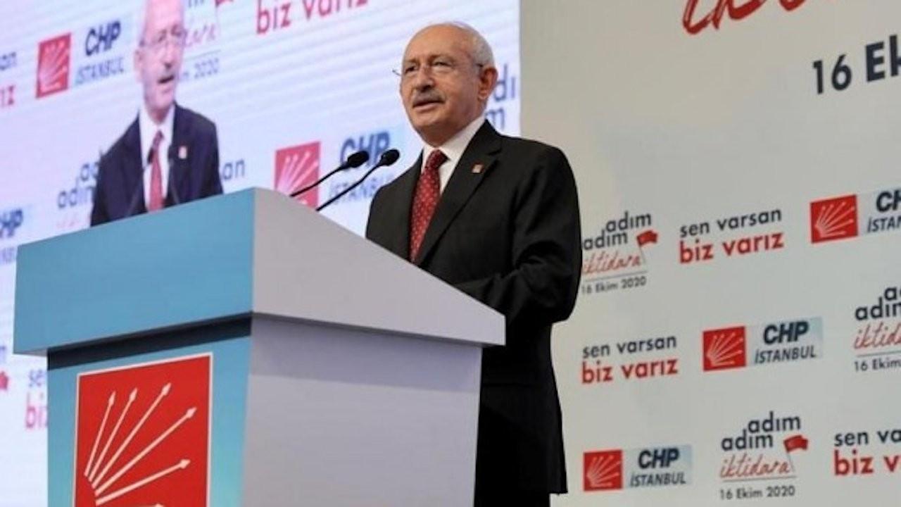 Kılıçdaroğlu: 'Şahsım devletinin hakimleriyiz' diyorlar