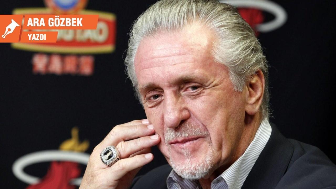 NBA ruhunun bedeni: Pat Riley