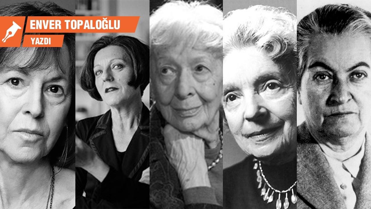 Nobel ödüllü şair kadınlar