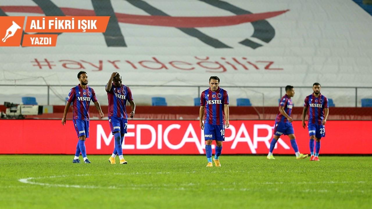 Trabzonspor dinamik ama pusulasız