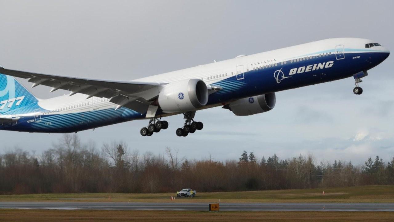 Araştırma: Uçakta Covid-19 bulaşma riski çok düşük