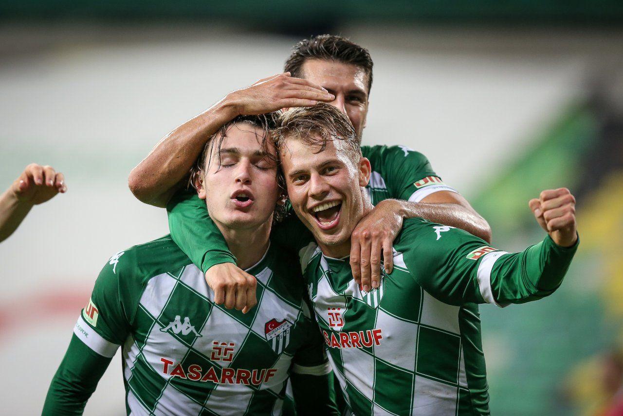 Bursaspor 18'lik gol makinesi buldu - Sayfa 2