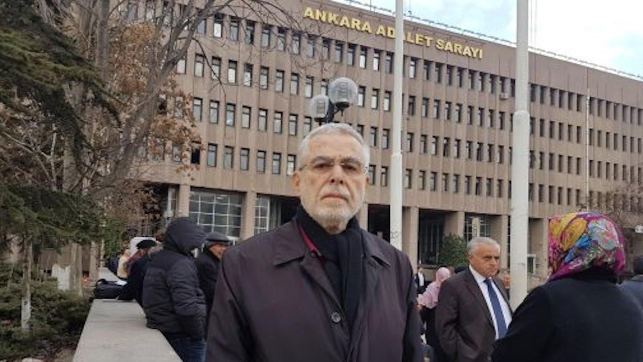 Soylu'nun Baskın Oran'a hakareti yargıya göre ifade özgürlüğü