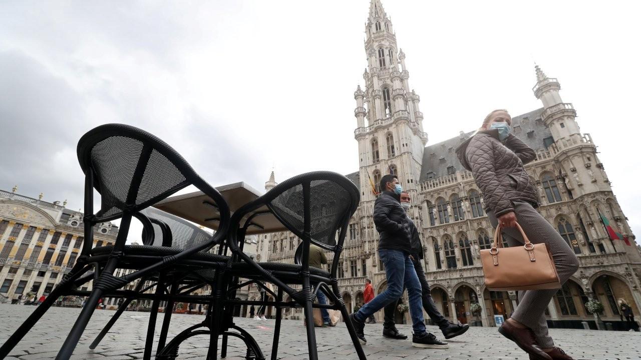 Belçika'da alarm: Korona tsunamisine çok yakınız