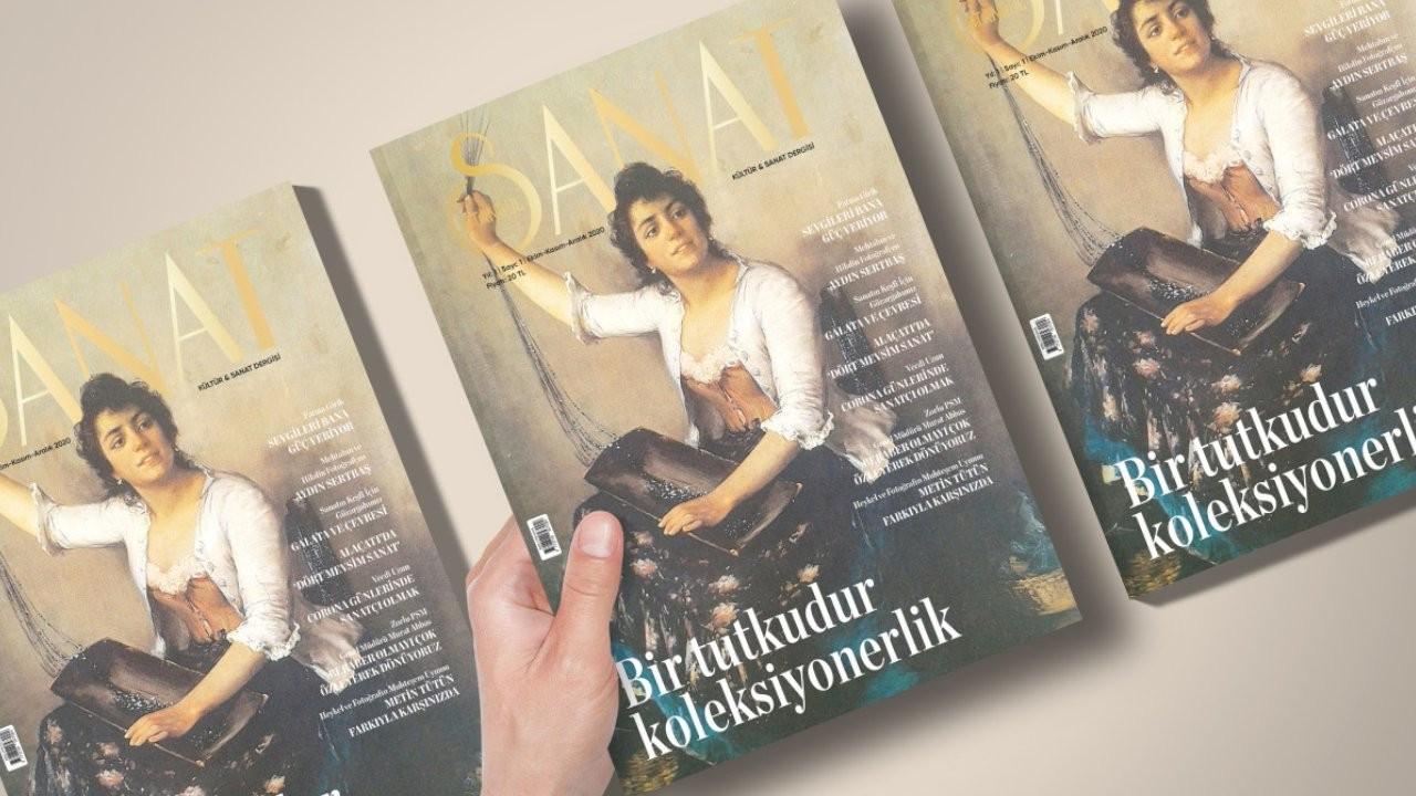 İstanbul Sanat Dergisi'nin ilk sayısı yayımlandı