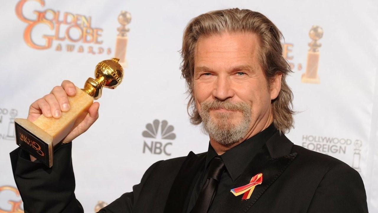 Oscar'lı aktör Jeff Bridges: Lenfomaya yakalandım