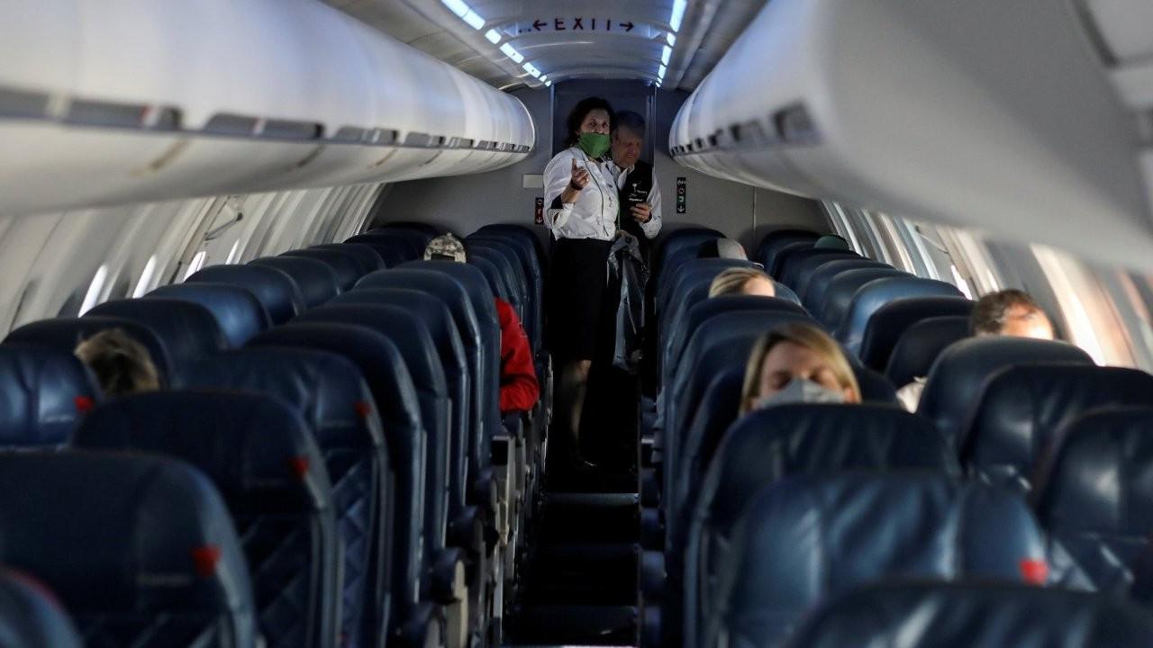 ABD'de 30'lu yaşlarında bir kadın uçakta koronadan öldü