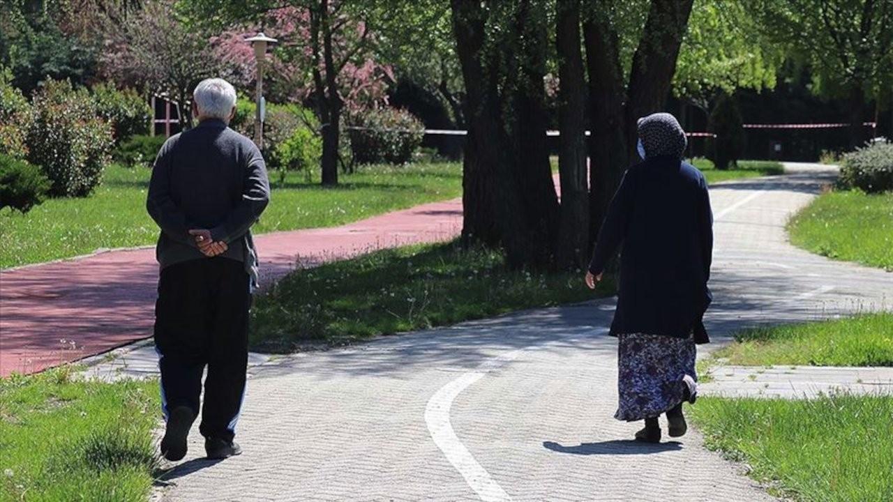 Kahramanmaraş'ta 65 yaşa yeni yasak geldi
