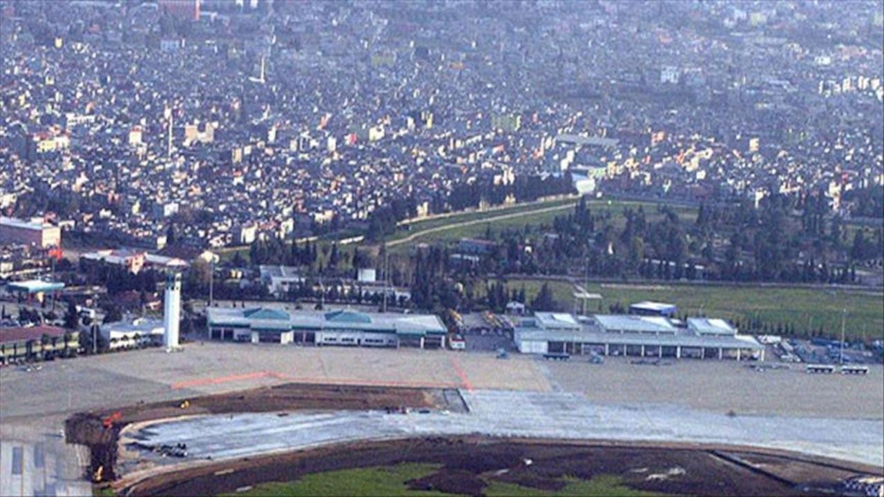 Erdoğdu: Çukurova Havalimanı ihalesi Limak-Kalyon-Cengiz için iptal edildi
