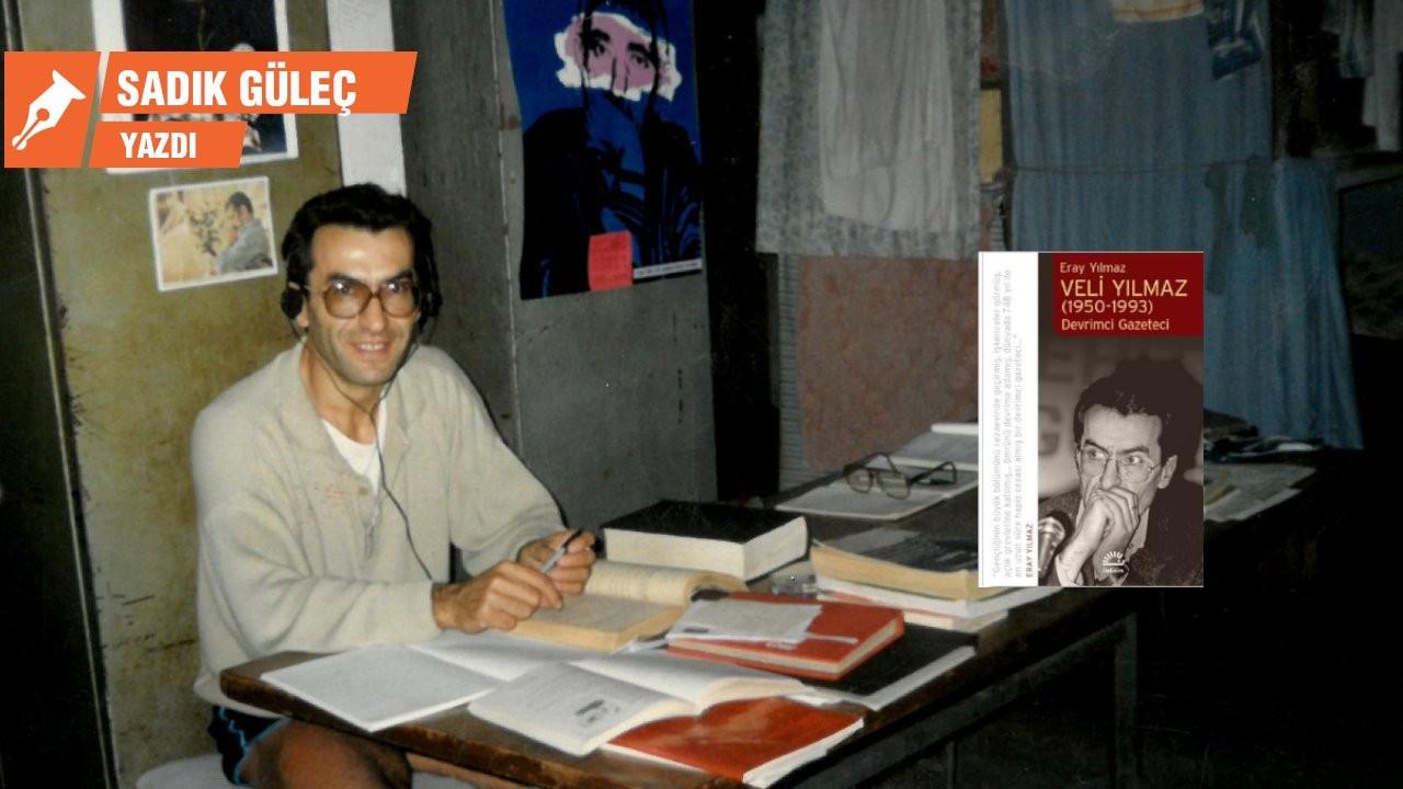 748 yıl hapis cezası alan gazeteci: Veli Yılmaz