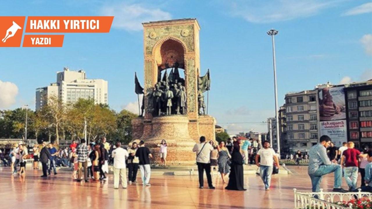 İstanbul'un meydan yarışmaları: Halka oynamak