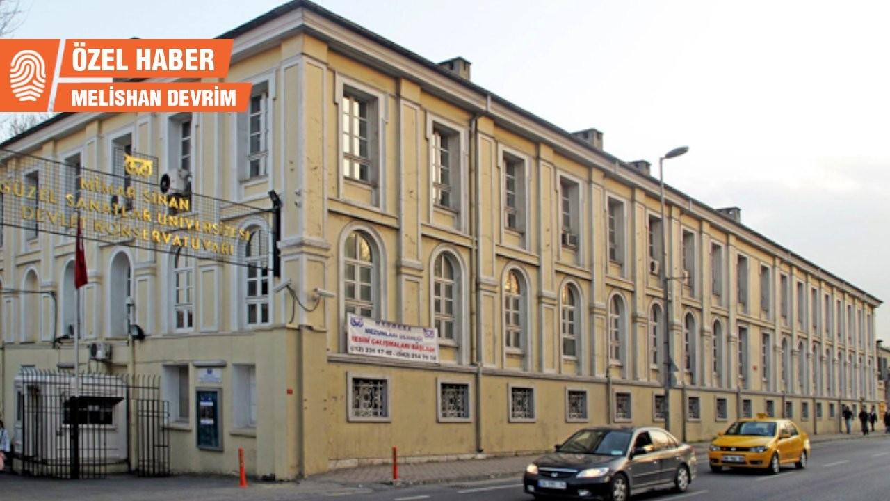 Mimar Sinan Konservatuarı taşınmaktan kurtuldu