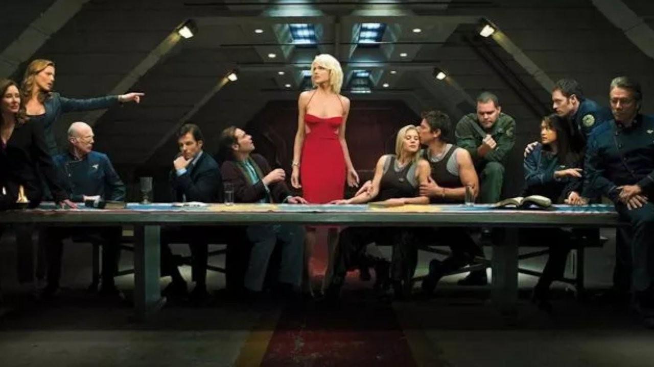 Universal'dan yeni 'Battlestar Galactica' filmi