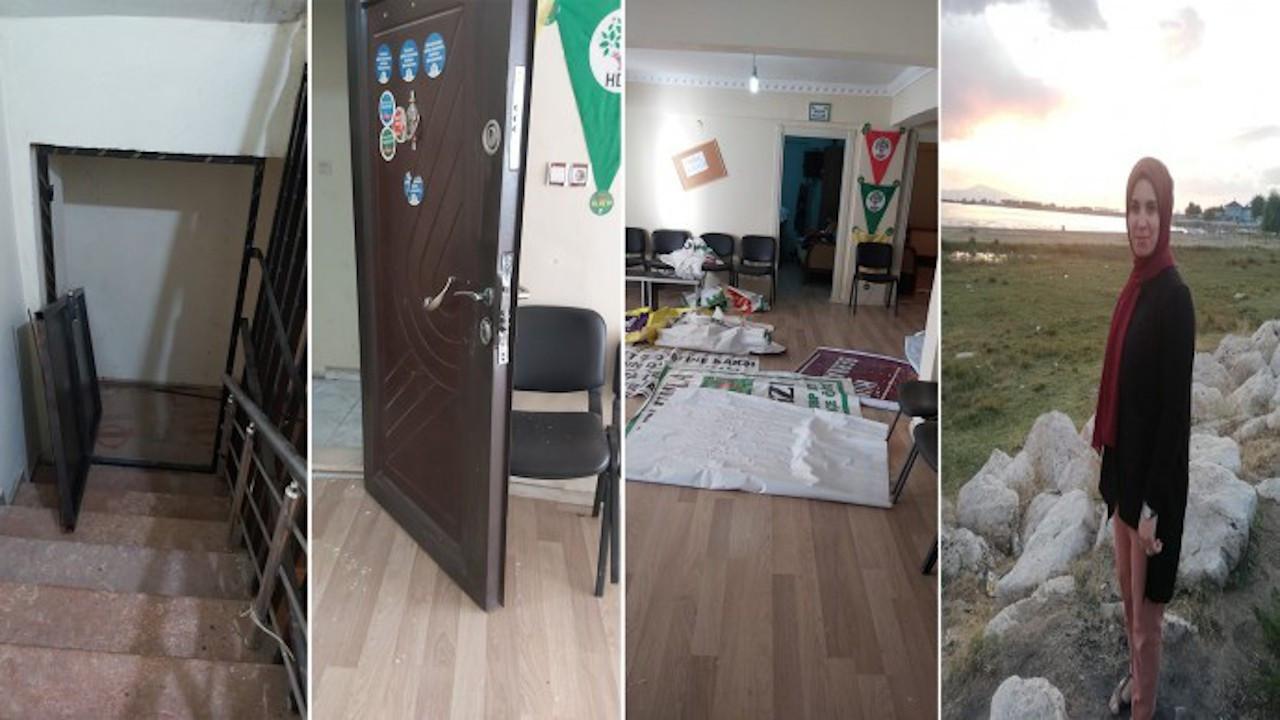 Doğubayazıt'ta HDP'li başkanlara gözaltı