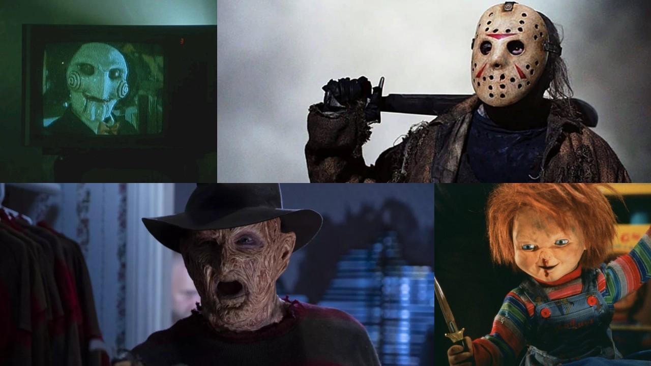 En çok kazandıran korkunç karakterler
