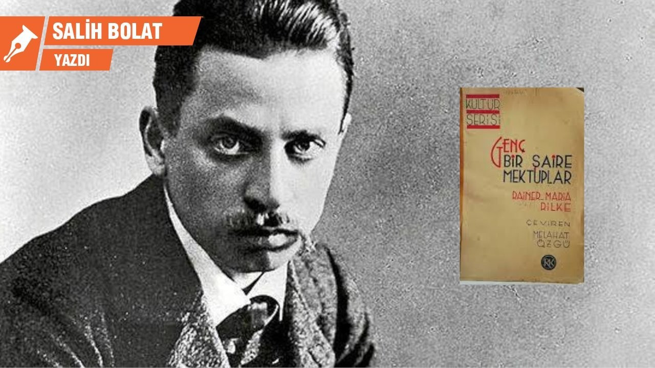 Lirik şarkıların şairi: Rilke