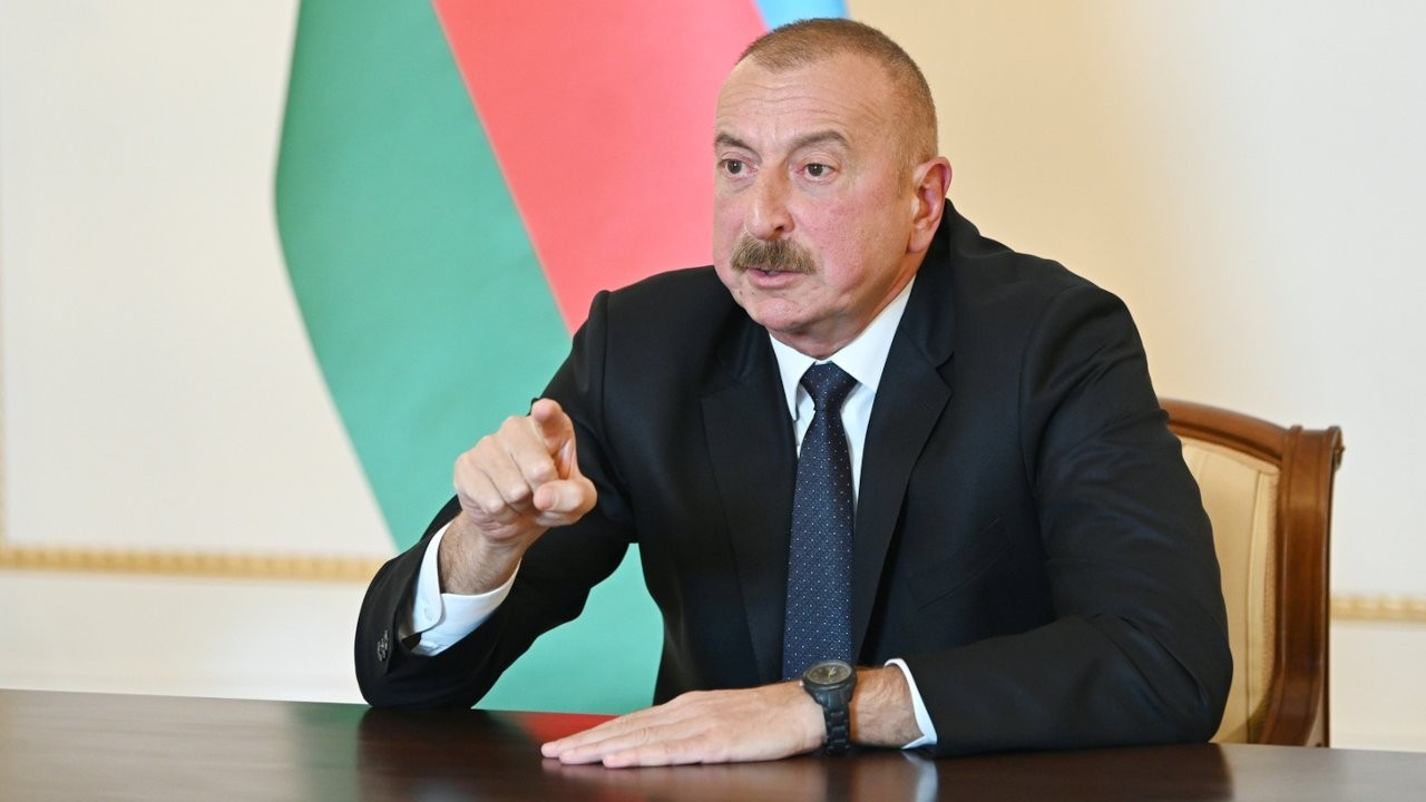 Aliyev: Şuşa 28 yıl sonra Azerbaycan'ın kontrolüne geçti