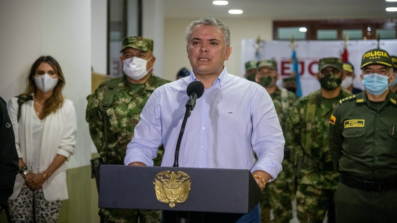Kolombiya: ELN komutanı Uriel öldürüldü