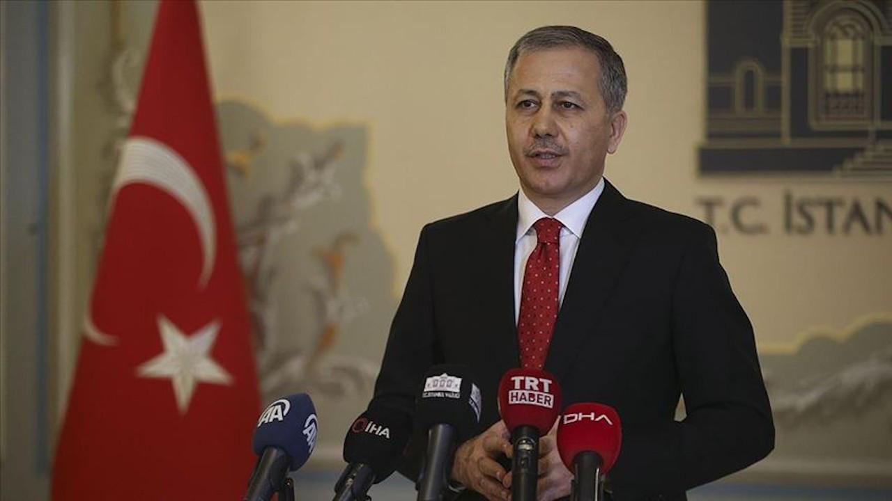 Vali Yerlikaya: İstanbullu Covid'den çok işten atılmaktan korkuyor