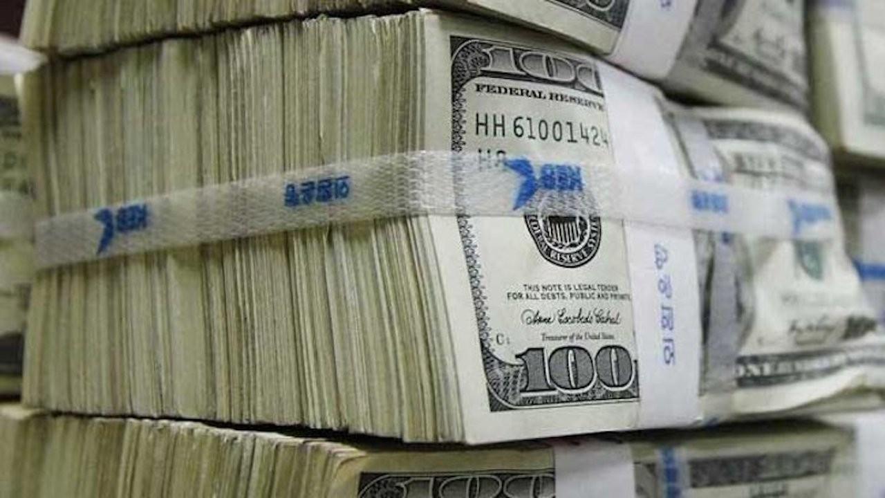 Merkez'in döviz rezervi 345 milyon dolar azaldı