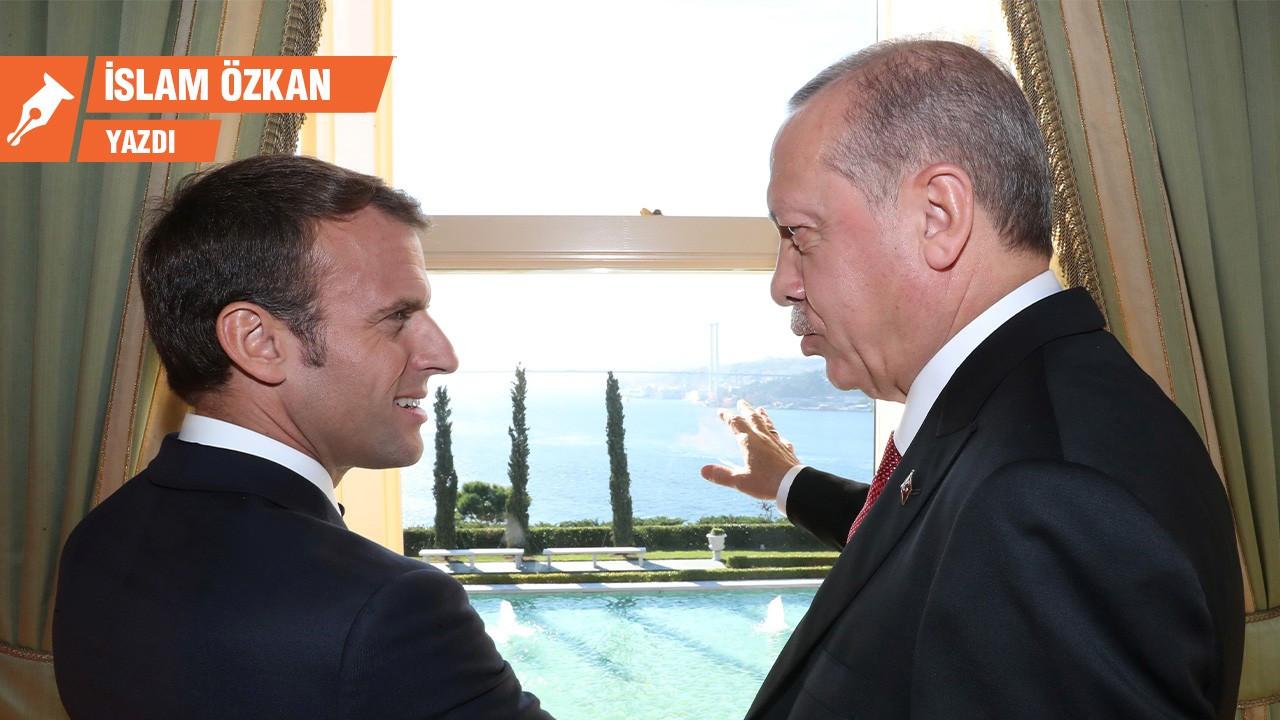 Macron'la Erdoğan arasında İslam'ın kaderi