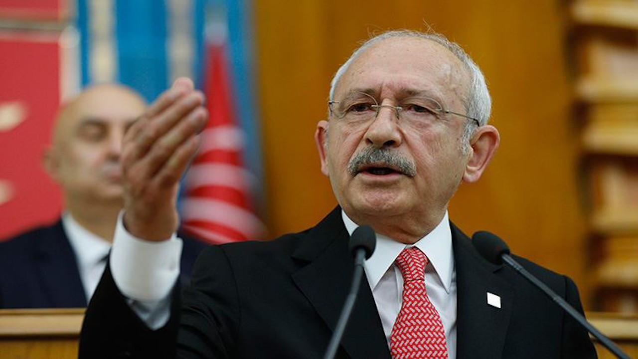 Kılıçdaroğlu: Emine Hanım çantasını sarayın bahçesinde yaksın