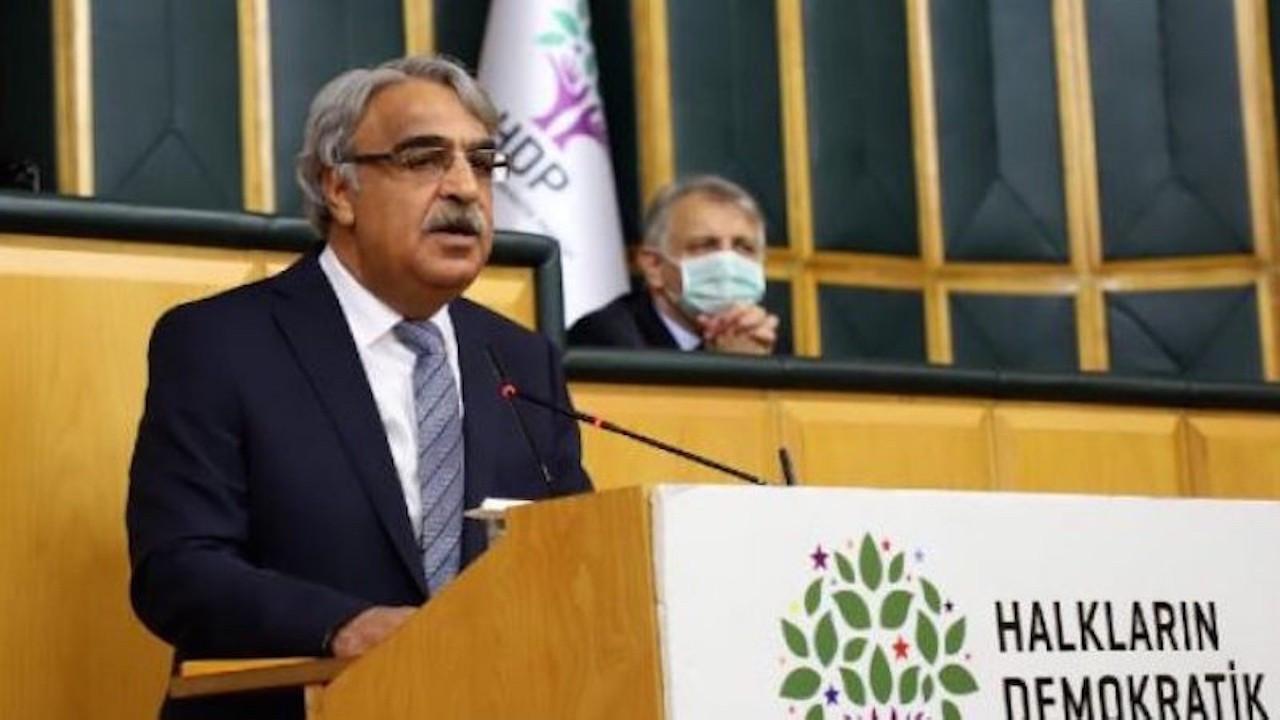 Sancar: HDP, bu iktidarı ilk seçimde gönderecek