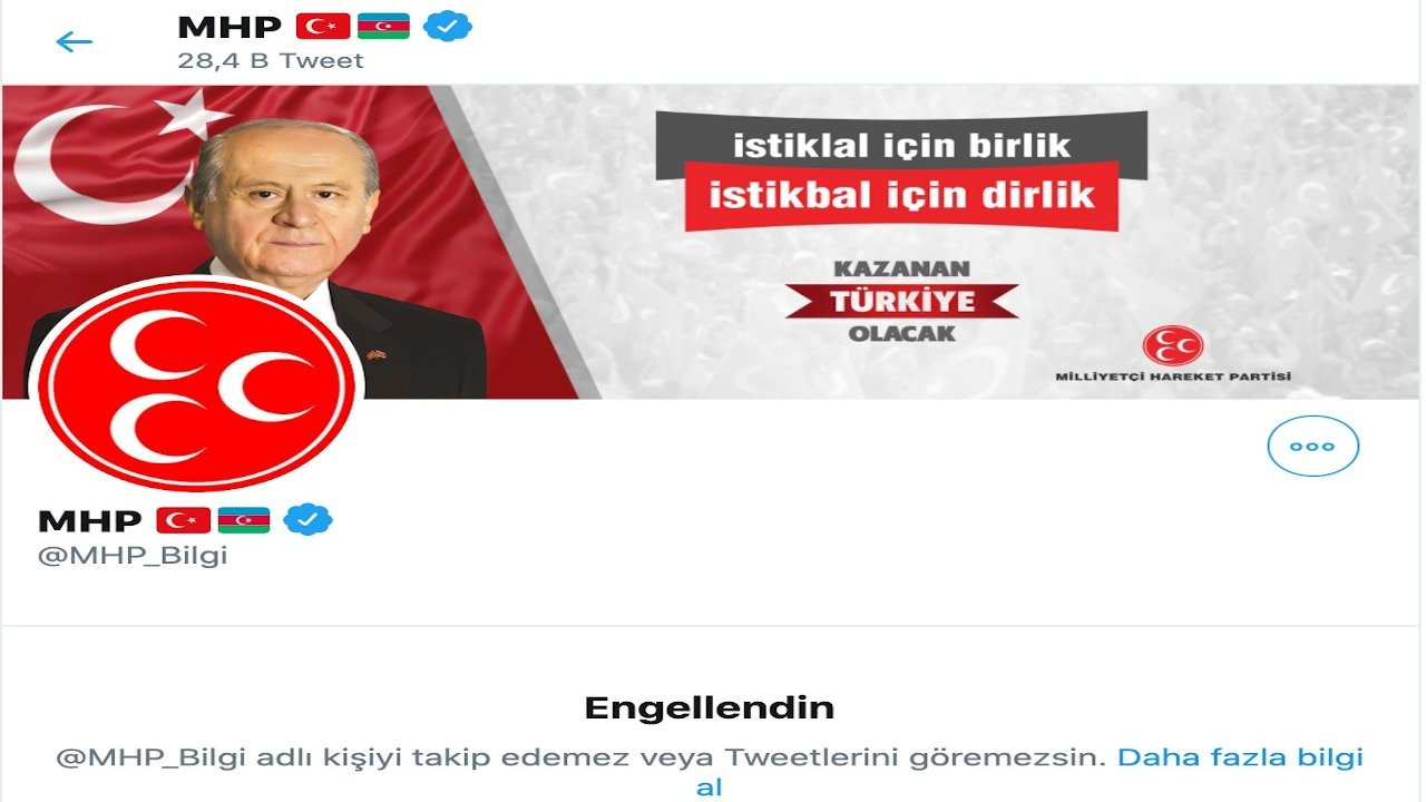 MHP, HDP'li Gergerlioğlu'nu engelledi