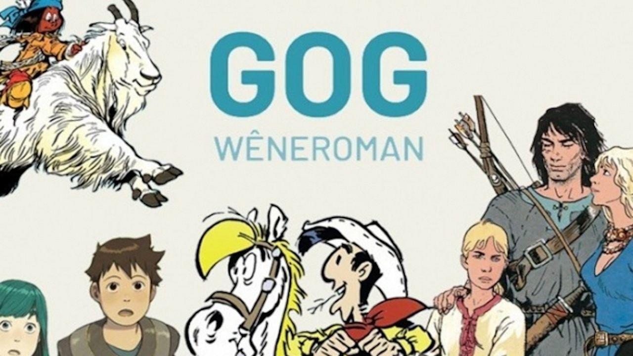 Kürtçe çizgi roman çocuk dergisi GOG çıkıyor