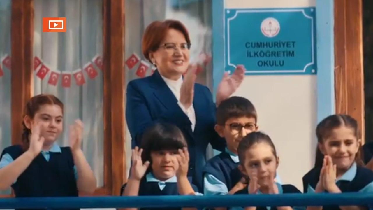 İYİ Parti yöneticilerinden 'Cumhuriyet' filmi