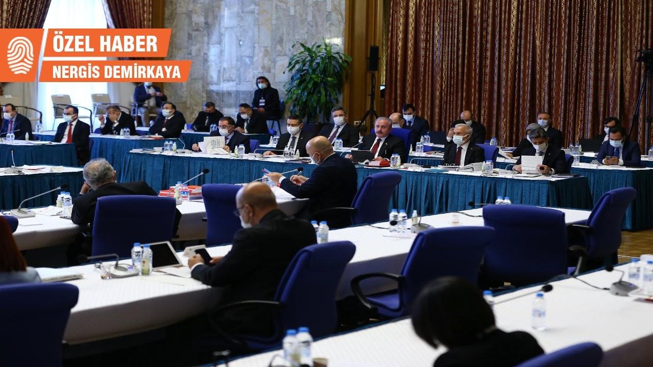 Meclis'te güç tartışması: Teoride gücü arttı!