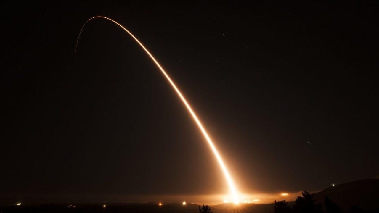 ABD'den seçim arifesinde balistik füze testi