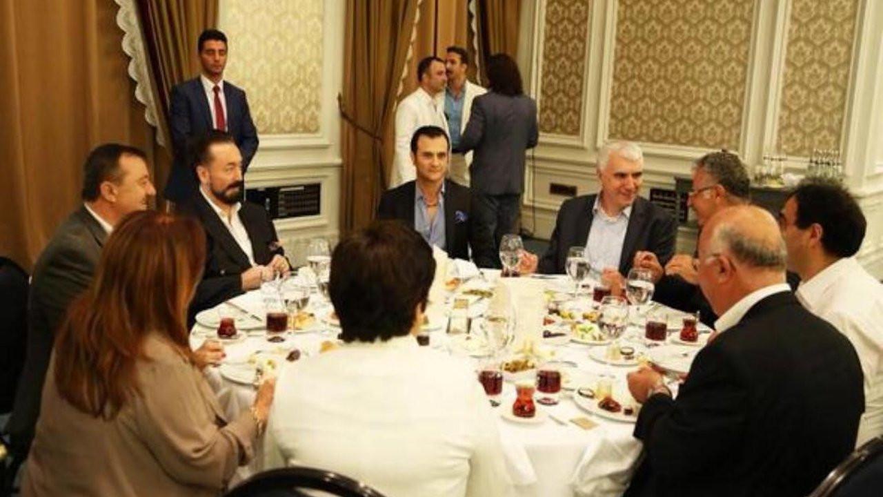 AK Partili vekil, Adnan Oktar fotoğraflarına 'Montaj' dedi
