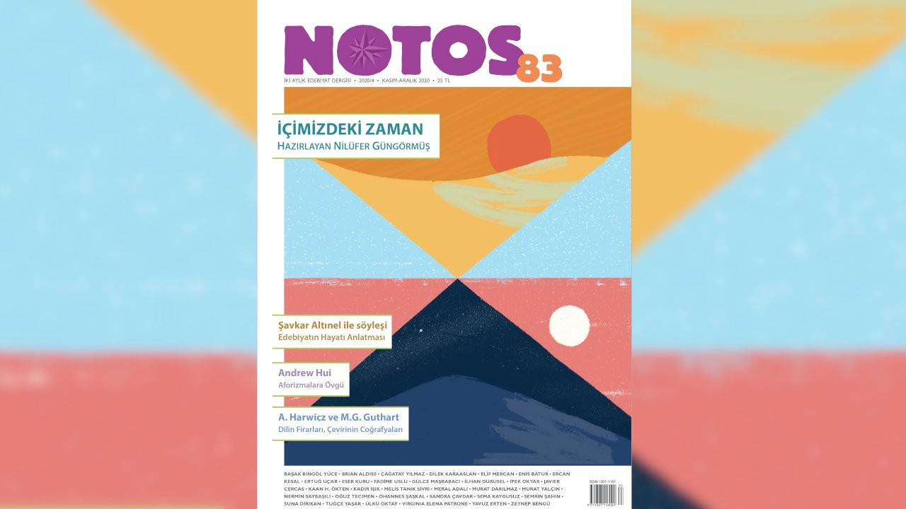 Notos'un Kasım-Aralık sayısı çıktı