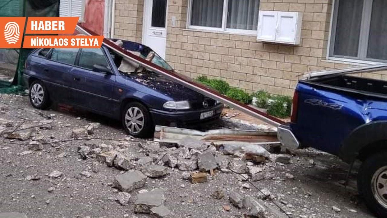 Samos adasında enkaz altında kalan iki öğrenci öldü