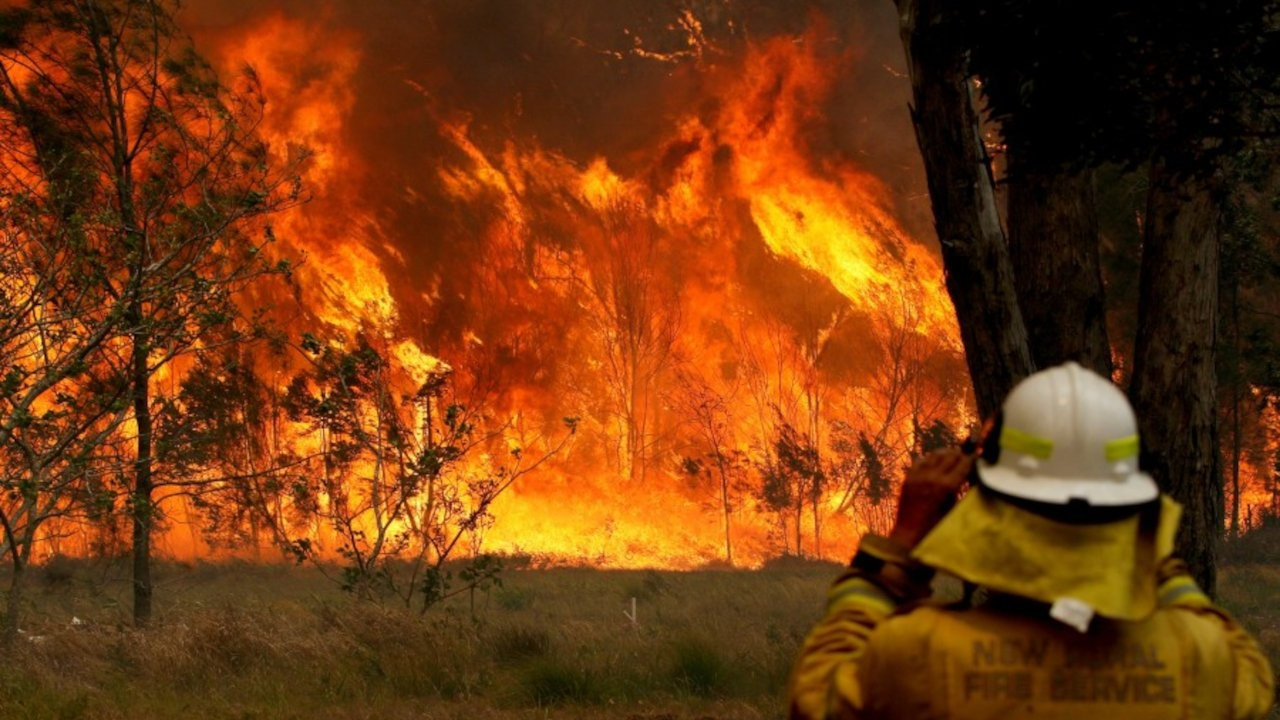Avustralya'da iklim uyarısı: Büyük doğa felaketlerine hazırlıklı olun