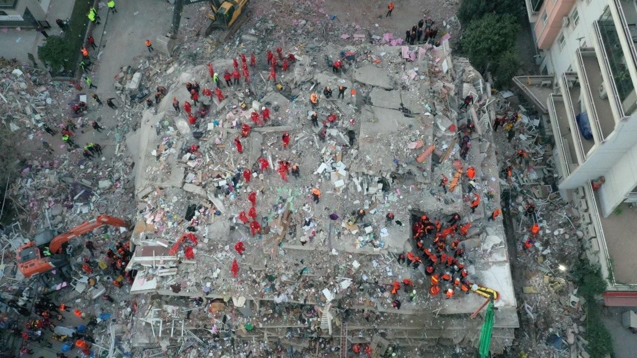 Depremde ölü sayısı 43'e yükseldi