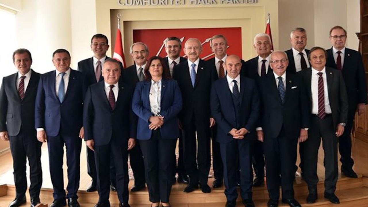 CHP'li başkanlar İzmir için nöbet tutacak